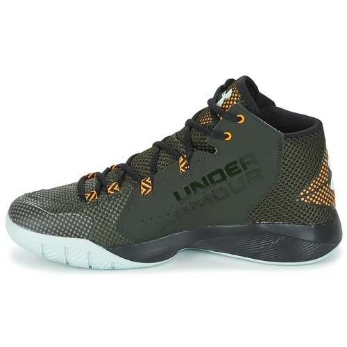 ... Under Armour Torch Fade Basketbalové boty - 1274423-357 ... ed293d3942