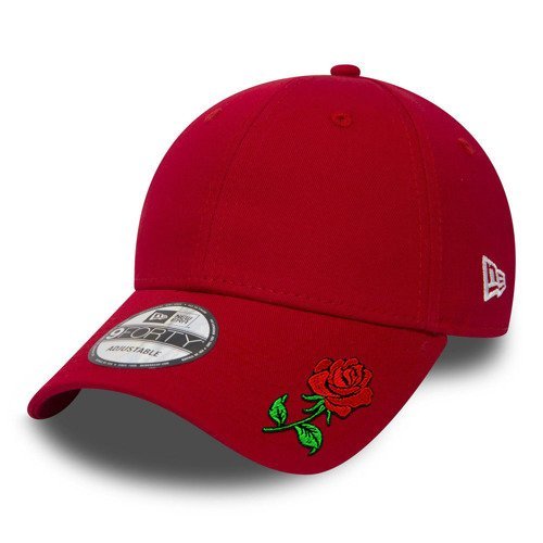 New Era 9FORTY Flag Collection Strapback Custom Rose - 11179830