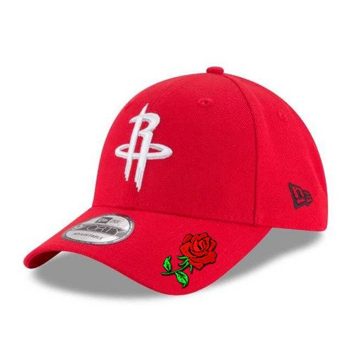 New Era 9FORTY NBA Houston Rockets Strapback Custom Rose - 11405608