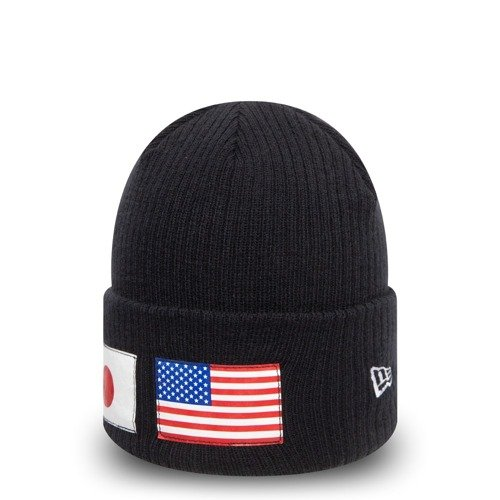 New Era MLB USA-Japan Winter Hat - 12134741