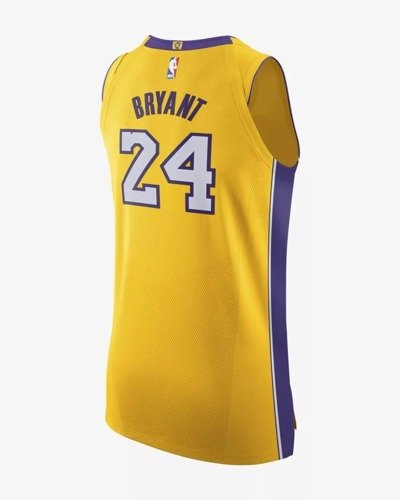 Nike Authentic NBA Jersey Home Kobe Bryant Trikot - AQ2107-728