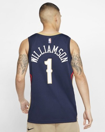 Nike NBA Swingman Jersey Zion Williamson Pelicans Icon - 864493-427