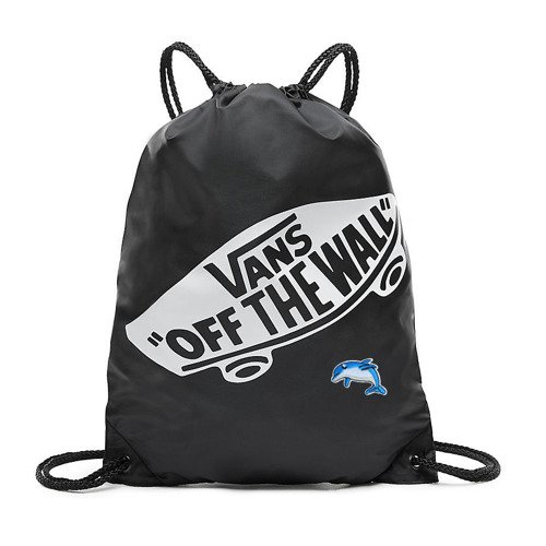 VANS Benched Bag black | VN000SUF158 Custom Dolphin