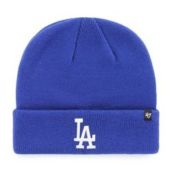47 Brand MLB Los Angeles Dodgers Beanie - B-RKN12ACE-RYB