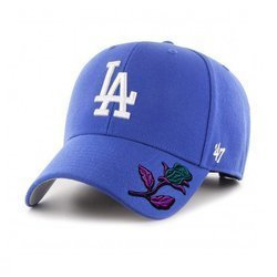 47 Brand MLB Los Angeles Dodgers Strapback Custom Rose B-MVP12WBV-RYG