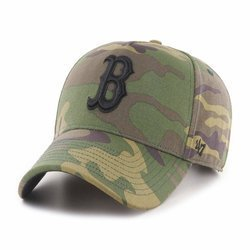 47 Brand MVP Adjustable Cap Bostson Red Sox - B-GRVSP02CNP-CM