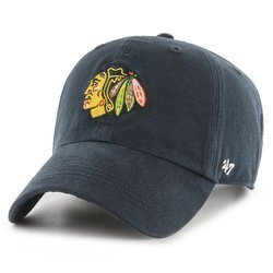 47 Brand NHL Chicago Blackhawks Strapback - H-UPLNC04BXS-VB