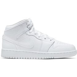 Air Jordan 1 MID GS Shoes - 554725-130