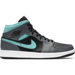 Air Jordan 1 Mid Shoes - 554724-063