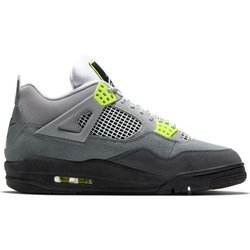 Air Jordan 4 Retro SE Neon - CT5342-007