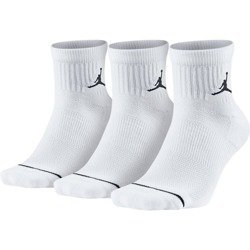 Air Jordan Dri-Fit Jumpman 3 Pack Socks -  SX5544-100