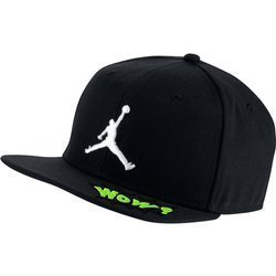 Air Jordan Pro Jumpman Snapback Cap Custom WOW - AR2118-013
