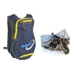 Backpack Bag Street - 4068 + Motorcycle Cover