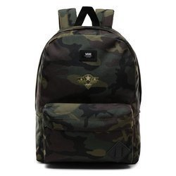 Backpack Vans Old Skool III Classic Camo Custom Army - VN0A3I6R97I