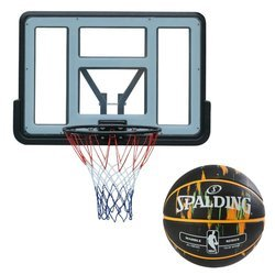 Basketball backboard MASTER 110 x 75 cm Acryl + NBA Marble USA Outdoor