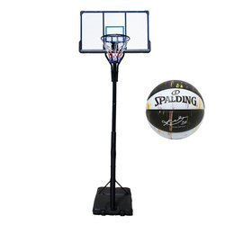 Basketball set TOP 305 cm + Spalding Kobe Bryant 24 Marble Ball