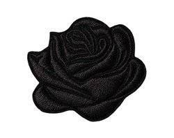 Black Rose Thermal Patch