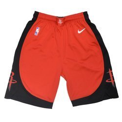 Boys Icon Swingman Short Rockets - EZ2B7BABZ