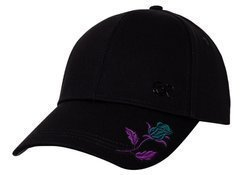 Calvin Klein CK Signature Side Logo BB Cap Black Custom Rose - K60K606385 BAX