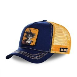 Capslab  Dragon Ball Z Goku Trucker Cap - CL/DBZ/1/GOK