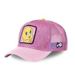 Capslab Looney Tunes Tweety Bird Trucker Cap - CL/L002/2/TWE4
