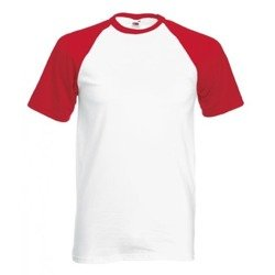 Fruit of the Loom Baseball T-shirt - 610260