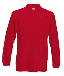 Fruit of the Loom Premium Longsleeve Polo Shirt - 633060 40