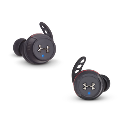 JBL Under Armour Flash Wireless In-ear Headphones - UAJBLFLASHBLK