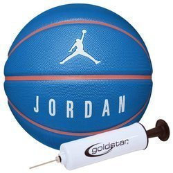Jordan Playground 8P Basketball - J000186549507 + Ball Pump