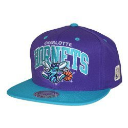 Mitchell & Ness NBA Charlotte Hornets Team Arch Snapback