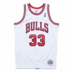 Mitchell & Ness NBA Chicago Bulls Scottie Pippen Swingman Jersey - SMJYAC18054-CBUWHIT97SPI
