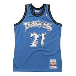 Mitchell & Ness NBA Kevin Garnett Minnesota Timberwolves Authentic Jersey