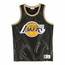 Mitchell & Ness NBA Los Angeles Lakers Dazzle Tank Top - MSTKDF18015-LALBLCK1