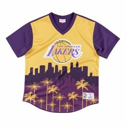 Mitchell & Ness NBA Los Angeles Lakers Game Winning Shot T-Shirt