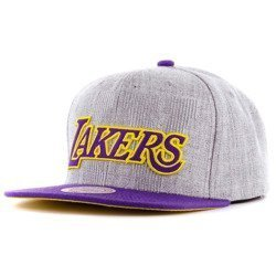 Mitchell & Ness NBA Los Angeles Lakers Snapback