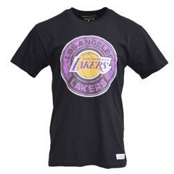 Mitchell & Ness NBA Los Angeles Lakers Tonal Floral T-Shirt