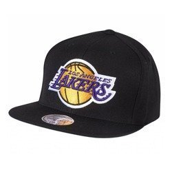 Mitchell & Ness NBA Los Angeles Lakers Wool Solid Snapback