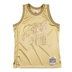 Mitchell & Ness NBA Midas Swingman Jersey Supersonics Shawn Kemp