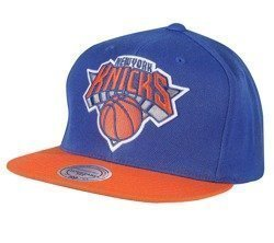 Mitchell & Ness NBA New York Knicks 2 Tone Snapback