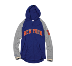 Mitchell & Ness NBA New York Knicks Slugfest Lightweight Hoodie