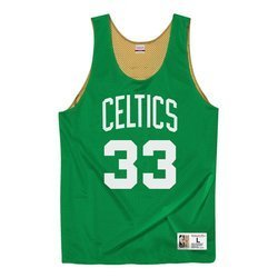 Mitchell & Ness NBA Reversible Mesh Tank Celtics 88 Larry Bird