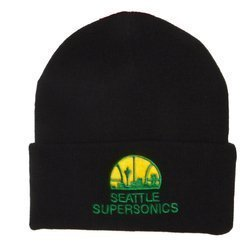 Mitchell & Ness NBA Seattle Supersonics Team Tone Knit - SEASUP INTL534