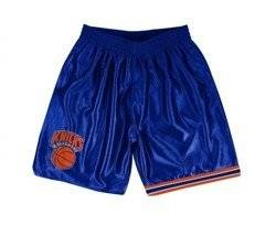 Mitchell & Ness New York Knicks NBA Dazzle Shorts - SHORDF18016-NYKROYA1
