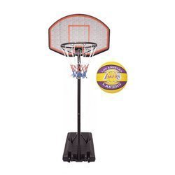 Mobile basketball set LEAN 190-260 cm