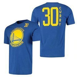 NBA Golden State Warriors Standing Tall Cotton T-Shirt - Steph Curry - EK2M1BBTHB01