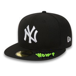 New Era 59FIFTY MLB New York Yankees Fullcap Custom WOW - 10003436