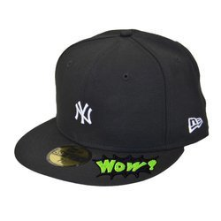 New Era 59FIFTY MLB New York Yankees Fullcap Custom WOW - 80337485