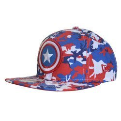 New Era 9FIFTY Marvel Captain America Snapback