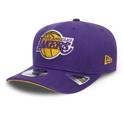 New Era 9FIFTY NBA Los Angeles Lakers Stretch Snapback - 12285250