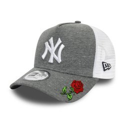 New Era 9FORTY Cap MLB New York Yankees Trucker - 12523898 Custom Rose